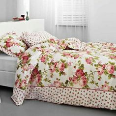 Floral Bed Linen Available on Wysada.com