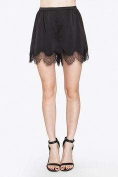 Femme Fatale Shorts