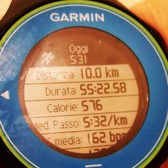 #instafatto #instarun #igrunners @garmin @garminitaly #igersitalia #igrunner #martedì #tuesday #training #corsa #instatraining #followme #followforfollow #forerunner #fr610 @saucony #nessunascusa #buongiorno #earlybird #runlover @justrunnnxc #instamarathon #maratona #runbeforethesun #runnerscommunity #10km