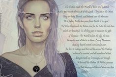 Firiel is a poem by J.R.R. Tolkien which was published in 1934 within The Chronicle of the Convents of the Sacred Heart (Volume IV). The poem was reprinted in a revised form as 'The Last Ship' within The Adventures of Tom Bombadil.  Firiel's Song by kimberly80.deviantart.com on @deviantART
