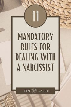 Narcissists are experts at gaslighting and emotional damage. But you don't need to let the narcissist in your life define you.