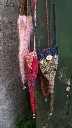 crochet bags pixie - Google Search
