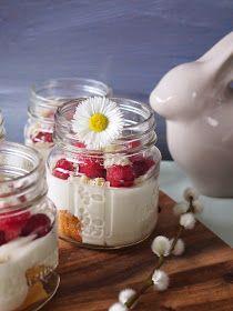 dieZuckerbäckerei: Blitz-Dessert...ein Himbeer-Tiramisu mit weißer Schoki
