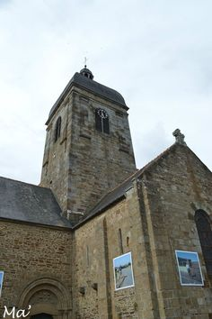 [Bretagne] Antrain - de l'église au calvaire...