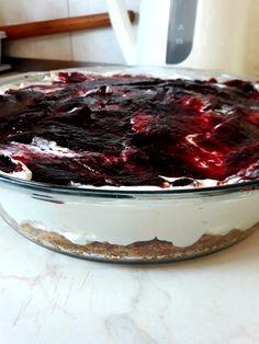 Dessert Recipes, Desserts, Cheesecakes, Tiramisu, Food And Drink, Pudding, Ethnic Recipes, Sweet, Tailgate Desserts