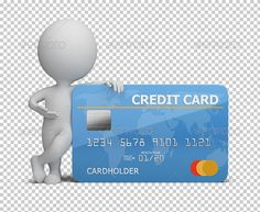 Buy Small People with A Credit Card by AnatolyM on GraphicRiver. small person standing next to a credit card. Transparent high resolution PSD with shadows. Halloween Party Flyer, Halloween Movie Night, Render Design, 3d Design, Digital Technology, Technology Logo, Sculpture Lessons, 3d Man, Cute Emoji