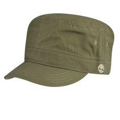 Army Cap in Green Organic Cotton Field Cap -  24.99 Cotton Fields 0961baa32ea3