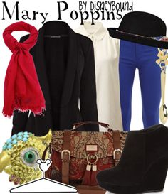 """Search results for """"Mary poppins""""   Disney Bound"""