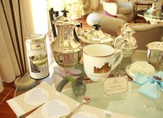 Downton Abbey Afternoon Tea Party