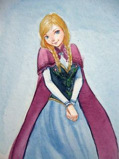 Anna by Lothiriell on deviantART