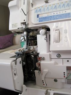 Janome 1200D Professional Serger | Flickr - Photo Sharing!