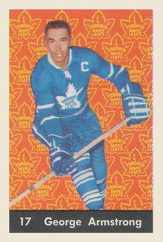 Hockey Games, Ice Hockey, George Armstrong, Maple Leafs Hockey, Toronto Ontario Canada, Wayne Gretzky, Toronto Maple Leafs, Nhl, Nostalgia