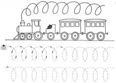 motricidad fina- de aqui y de alla – Marcia Evelin Solange Darmazo Araujo – Picasa Уеб Албуми Transportation Preschool Activities, Pre K Activities, Tracing Worksheets, Preschool Worksheets, Pre Writing, Writing Skills, Learning To Write, Early Learning, List Of Skills