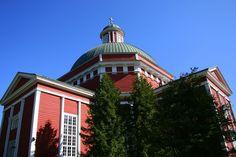 Church of Saarijärvi, 2009-08-25 - Saarijärvi - Wikipedia