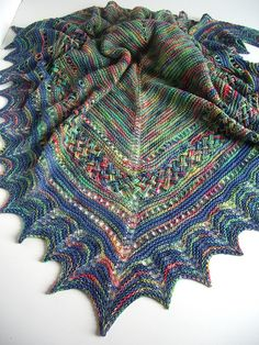 amazing koigu wrap