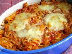 Fusilli, Gnocchi, Coco, Lasagna, Macaroni And Cheese, Cooking, Ethnic Recipes, Kitchen, Mac And Cheese