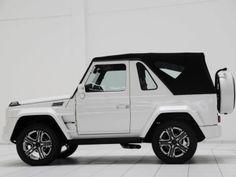 Brabus G Widestar Cabrio Mercedes G Wagen, Mercedes Jeep, Mercedes Benz Coupe, Ac Schnitzer, Benz G, Custom Wheels, Jet Ski, G Wagon, Go Kart