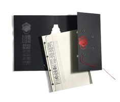 "t.w.a.i.n. | Chinese book packaging design for ChengDu ""Zhong..."