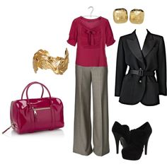 Work Clothes, created by kellikin.polyvore.com