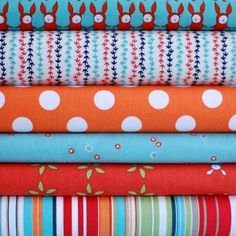 Circus Custom Fabric Bundle by Warp & Weft | Exquisite Textiles