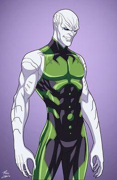 Apex Predator Lex Luthor commission by phil-cho on DeviantArt Naruto Oc Characters, Dc Comics Characters, Dc Comics Art, Fictional Characters, Comic Character, Character Design, Teenage Ninja Turtles, Superhero Villains, Apex Predator