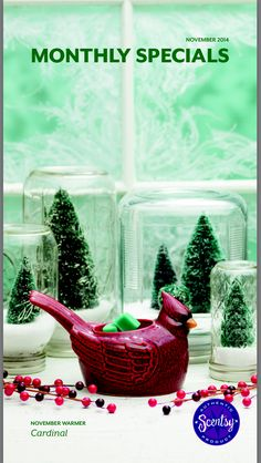 November Scent of the month. 10% OFF ONLY FOR THE MONTH OF November. Contact me www.ashleyeaton.scentsy.us