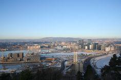 Sørenga og Barcode Oslo, San Francisco Skyline, Norway, Paris Skyline, River, Outdoor, Outdoors, Outdoor Games, Outdoor Living