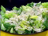Not exactly the Harbor View's recipe, but it was pretty good.  Romaine Salad with Blue Cheese Vinaigrette Recipe