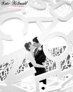 John & Mary Pappajohn Sculpture Park - Des Moines. #MyIowaWedding