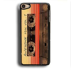 Vintage Awesome Mixtape iPod Touch 6 Case | Aneend