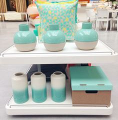 Today I was invited to the Hema pressday where they presented their spring and summercollection. I already think Hema has a great collectio Summer Decoration, Summer Collection, Home And Living, Favorite Color, Sweet Home, Arts And Crafts, House Styles, Spring, Mint