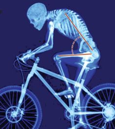 Bike Posture. Look familiar! Get straightened out at www.puravidasanantonio.com