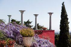Cascais, Portugal Mediterranean-style garden