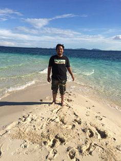 : Sibuan Island #sea #island #beach