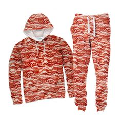 Be one with the bacon. Literally.