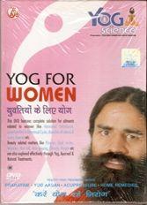 Yoga for Women Health  Get dvd for women fitness, by Baba Ramdev.