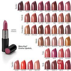 Infinidad de colores, me encanta!!!!! Mary Kay 664497344