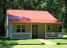 Building Small Inexpensive Homes | Green Homes » Energy Efficient Steel Home Kits For Sale from $20k