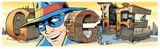 94° anniversario della nascita di Will Eisner