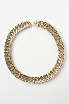 Double-Twined Necklace | Anthropologie.eu. £34.00
