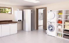 Homeplaza - Kraft-Wärme-Kopplung für Ein- und Zweifamilienhäuser - Energie effizienter nutzen