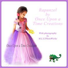 Ready To Ship - Rapunzel Princess Tutu Dress - Birthday Outfit, Halloween Costume - - Disney Tangled Inspired Princess Tutu Dresses, Girls Tutu Dresses, Princess Costumes, Tutus For Girls, Flower Girl Dresses, Rapunzel Costume, Tutu Costumes, Rapunzel Dress, Kids Tutu