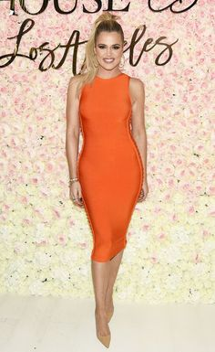 Khloe Kardashian in House of CB at the label's launch! See other celeb pics from the launch!