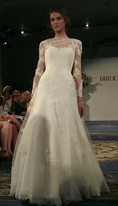 Sassi Holford beautiful Lace gown