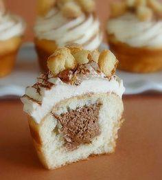 Special Tiramisu Cupcake
