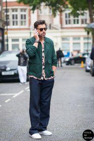 STYLE DU MONDE / LCM Spring 2016 Street Style: Alex Badia  // #Fashion, #FashionBlog, #FashionBlogger, #Ootd, #OutfitOfTheDay, #StreetStyle, #Style
