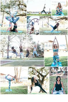 Active Wear, Adorn Apparel. Cute fun fitness wear. Spring outfit, summer outfit.