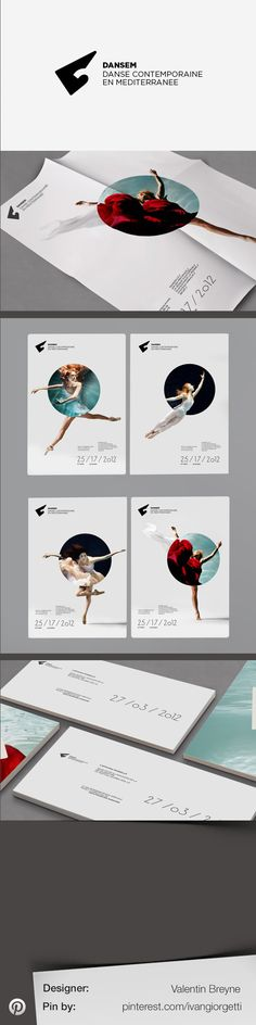 Dansem fresh #Identity studio by Valentine Breyne - pin by Ivan Giorgetti