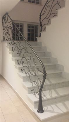 Marble Stairs, Bannister, Bespoke, House, Ideas, Home Decor, Taylormade, Decoration Home, Home