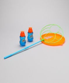 Take a look at this Super Miracle Bubbles Bubble Maker by Big Lots on #zulily today! $6.99, regular 10.00